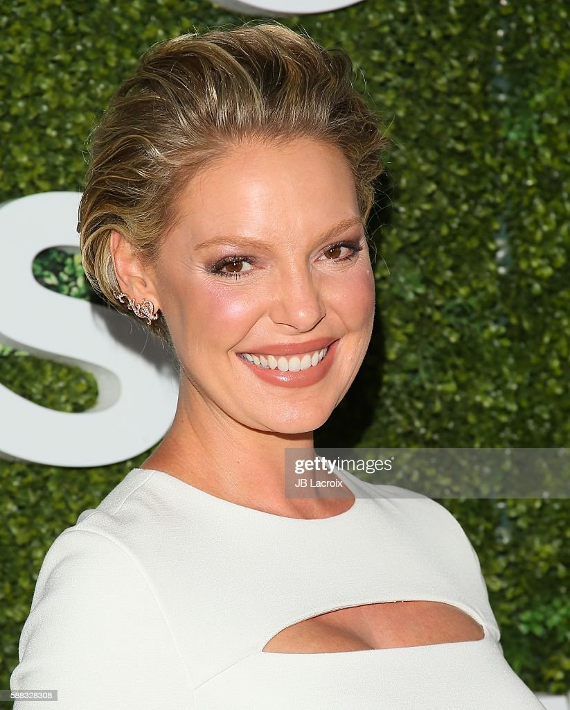 Actress Katherine Heigl attends the CBS, CW, Showtime Summer TCA Party at Pacific Design Center on August 10, 2016 in West Hollywood, California.