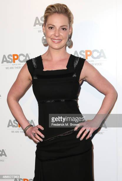 Actress Katherine Heigl attends the Stars Celebrate the ASPCA's Commitment to Los Angeles on May 6 2014 in Beverly Hills California