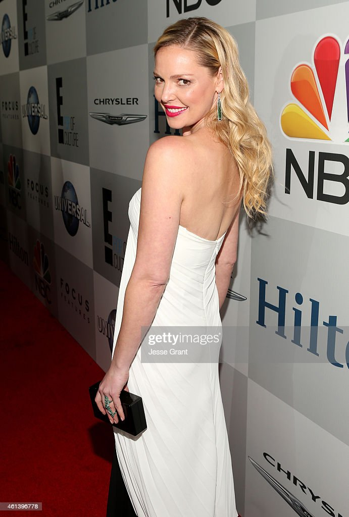Universal, NBC, Focus Features, E! Entertainment - Sponsored By Chrysler And Hilton - After Party : News Photo