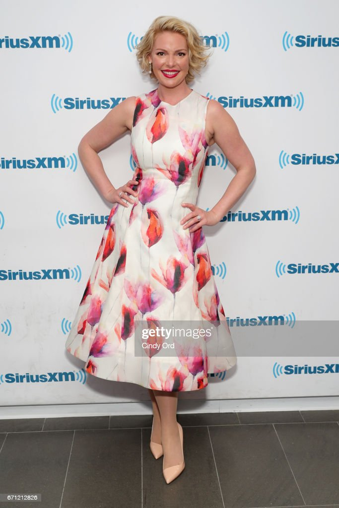 "Jenny McCarthy's ""Inner Circle"" Series On Her SiriusXM Show ""The Jenny McCarthy Show"" With Katherine Heigl"
