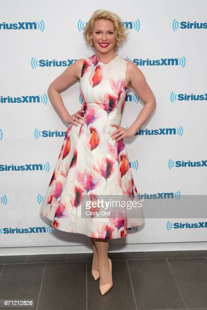 "Actress Katherine Heigl is a guest on Jenny McCarthy's ""Inner Circle"" Series On Her SiriusXM Show ""The Jenny McCarthy Show"""