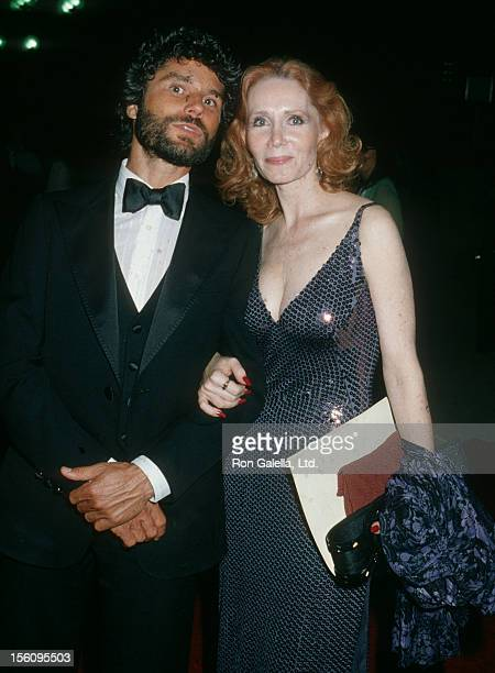 Actress Katherine Helmond and artist David Christian attending 31st Annual Primetime Emmy Awards on September 9 1979 at the Pasadena Civic Auditorium...