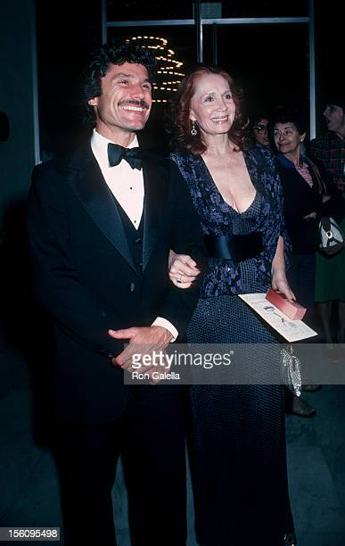 Actress Katherine Helmond and husband David Christian attending 'Party for 33rd Annual Primetime Emmy Awards' on September 13 1981 at the Century...