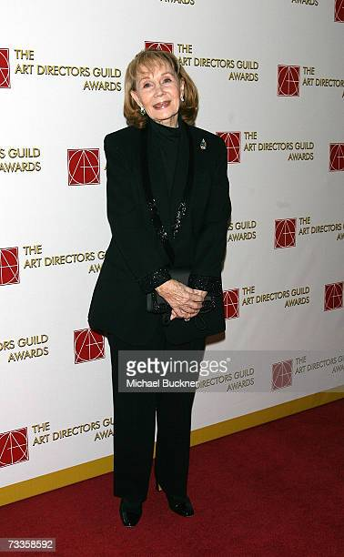 Actress Katherine Helmond arrives at the 11th Annual Art Directors Guild Awards at the Beverly Hilton Hotel on February 17, 2007 in Beverly Hills,...