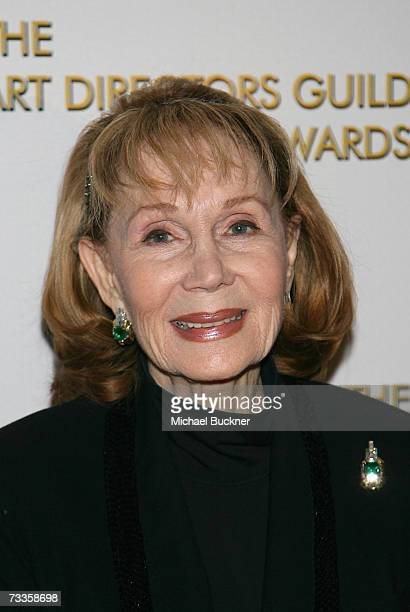 Actress Katherine Helmond arrives at the 11th Annual Art Directors Guild Awards at the Beverly Hilton Hotel on February 17 2007 in Beverly Hills...