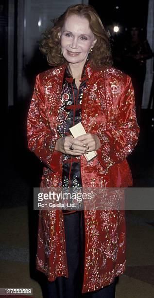 Actress Katherine Helmond attends 38th Annual Primetime Emmy Awards on September 21 1986 at the Pasadena Civic Auditorium in Pasadena California