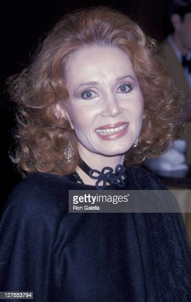 Actress Katherine Helmond attends Gala Honoring Fred Astaire on February 4 1978 at the Century Plaza Hotel in Century City California