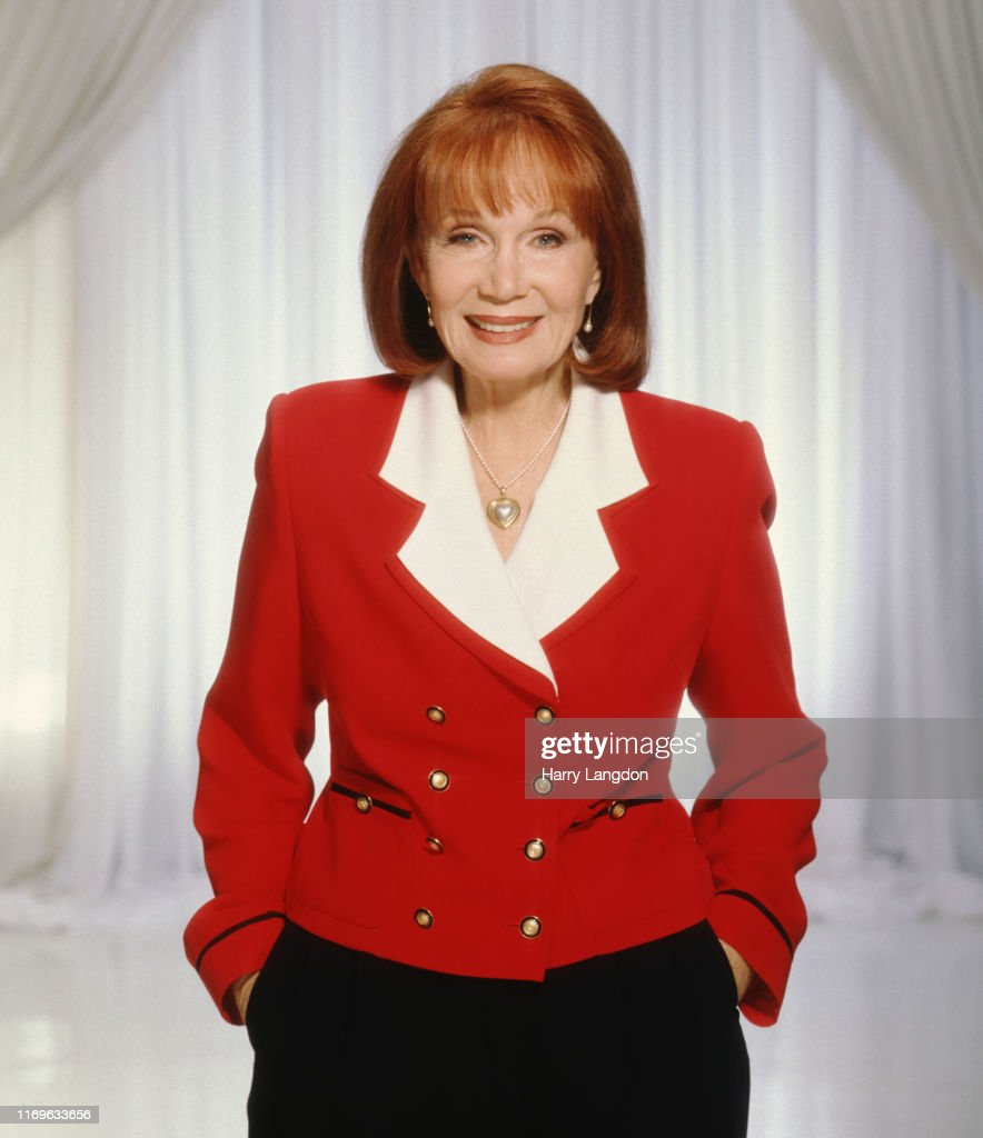 Katherine Helmond Portrait Session : News Photo