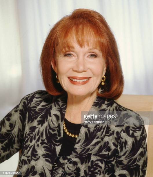 Actress Katherine Helmond poses for a portrait in 1996 in Los Angeles California