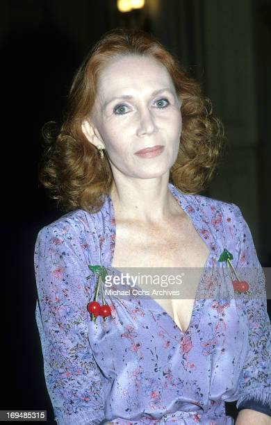 Actress Katherine Helmond poses for a portrait in circa 1985