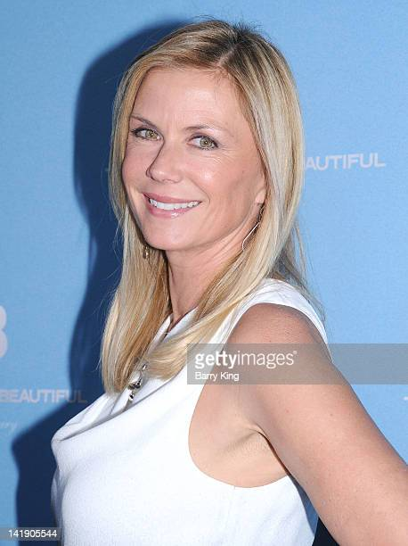 Actress Katherine Kelly Lang attends 'The Bold And The Beautiful' 25th silver anniversary party on March 10 2012 in Los Angeles California