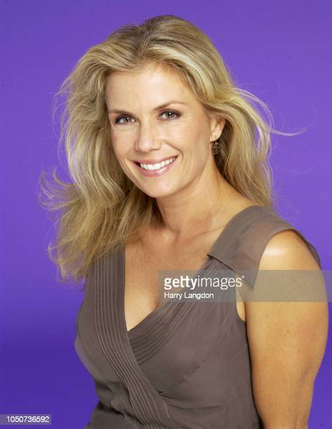 LOS ANGELES 2004 actress Katherine Kelly Lang poses for a portrait in 2004 in Los Angeles California