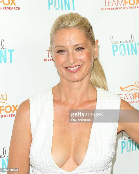 Actress Katherine LaNasa attends the 'Raising The Bar To End Parkinson's' at Laurel Point on July 27 2016 in Studio City California