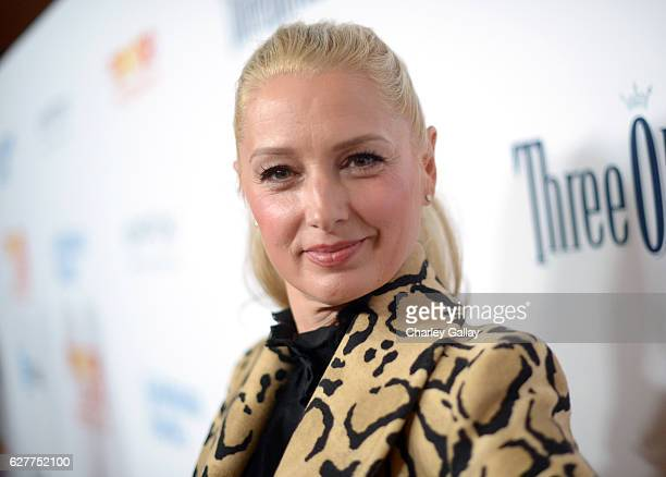 Actress Katherine LaNasa attends The Trevor Project's 2016 TrevorLIVE LA at The Beverly Hilton Hotel on December 4 2016 in Beverly Hills California