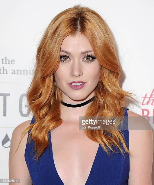 Actress Katherine McNamara arrives at the 7th Annual Thirst Gala at The Beverly Hilton Hotel on June 13 2016 in Beverly Hills California
