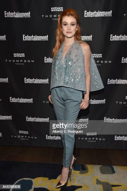 Actress Katherine McNamara attends Entertainment Weekly's Must List Party during the Toronto International Film Festival 2017 at the Thompson Hotel...