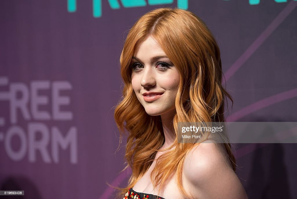 Actress Katherine McNamara attends the 2016 Freeform Upfront at Spring Studios on April 7, 2016 in New York City.