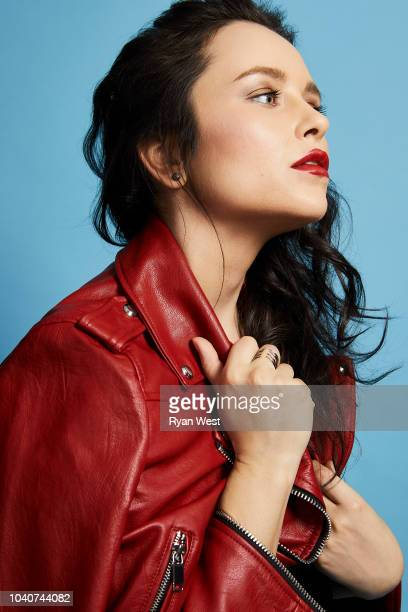 Actress Katherine Ramdeen is photographed on December 6 2017 in Los Angeles California PUBLISHED IMAGE