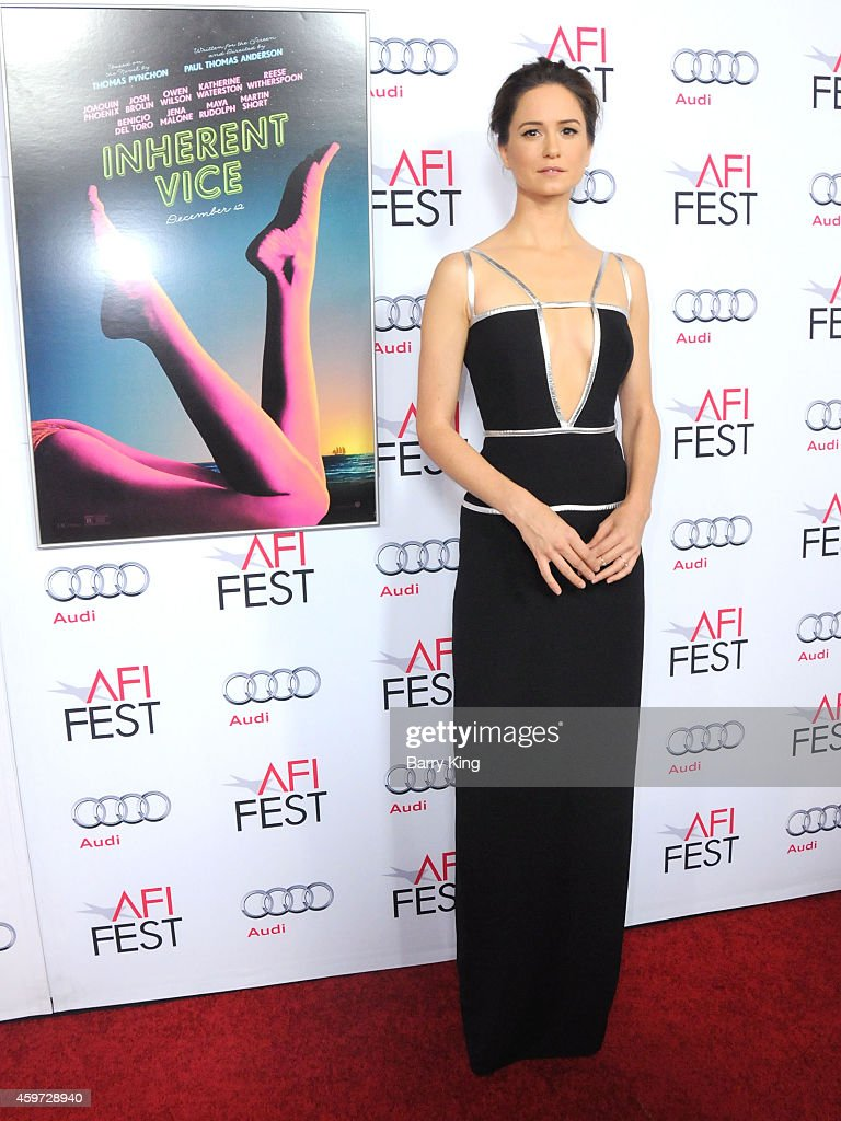 """AFI FEST 2014 Presented By Audi - Gala Premiere Of """"Inherent Vice"""""""