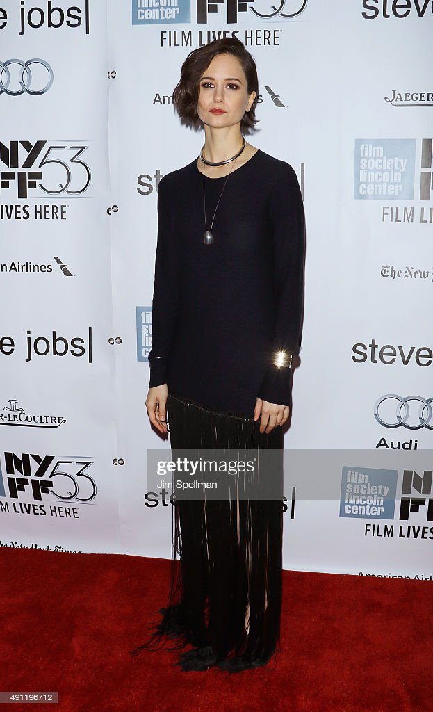 "53rd New York Film Festival - ""Steve Jobs"""