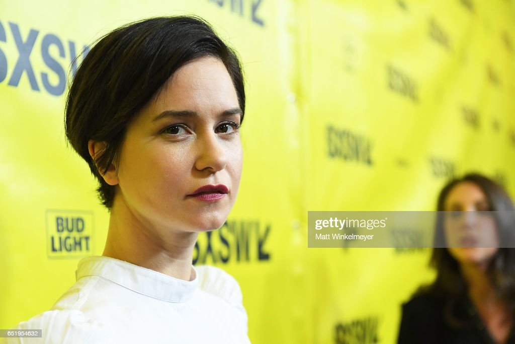 Actress Katherine Waterston attends the 'Alien' premiere 2017 SXSW Conference and Festivals on March 10, 2017 in Austin, Texas.