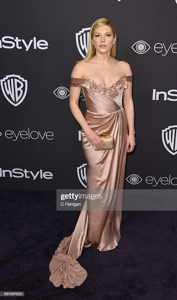 Actress Katheryn Winnick attends the 18th Annual Post-Golden Globes Party hosted by Warner Bros. Pictures and InStyle at The Beverly Hilton Hotel on January 8, 2017 in Beverly Hills, California.