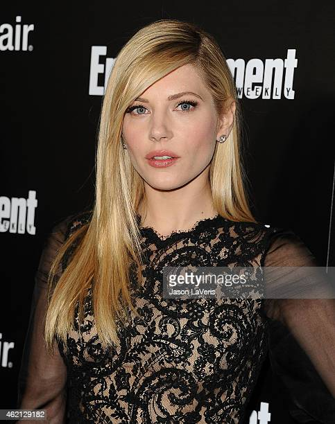 Actress Katheryn Winnick attends the Entertainment Weekly celebration honoring nominees for the Screen Actors Guild Awards at Chateau Marmont on...