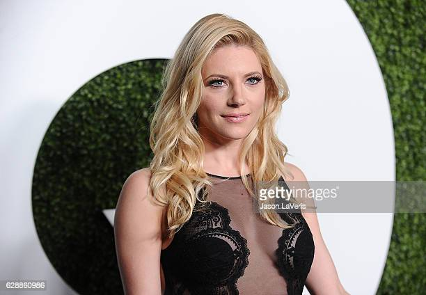 Actress Katheryn Winnick attends the GQ Men of the Year party at Chateau Marmont on December 8 2016 in Los Angeles California