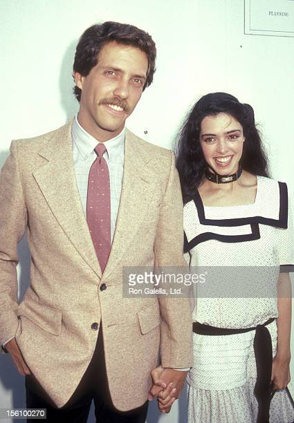 Actress Kathleen Beller and husband Michael Hoit attend the Party to Celebrate the Release of Linda Evans' New Book 'Linda Evans Beauty and Exercise...