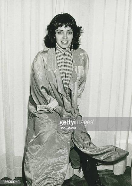 Actress Kathleen Beller attending 'Kathleen Beller Exclusive Photo Session' on March 26 1987 in Century City California