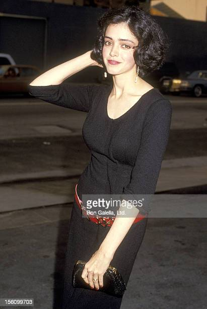 Actress Kathleen Beller attends the 15th Annual People's Choice Awards on March 15 1984 at Ma Maison in Los Angeles California