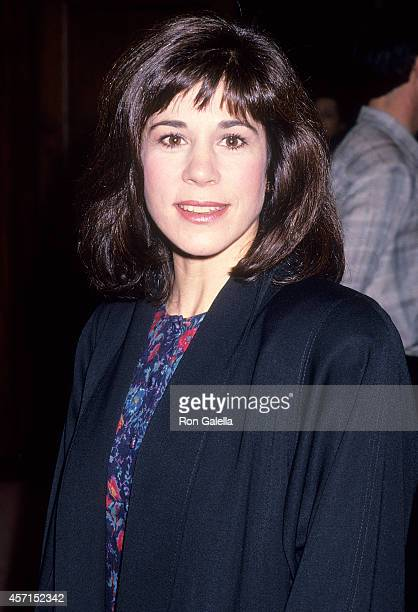 Actress Kathleen Lloyd attends the ABC Winter TCA Press Tour on January 7 1990 at the Registry Hotel in Universal City California