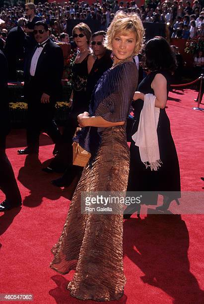 Actress Kathleen McClellan attends the 52nd Annual Primetime Emmy Awards on September 10 2000 at the Shrine Auditorium in Los Angeles California