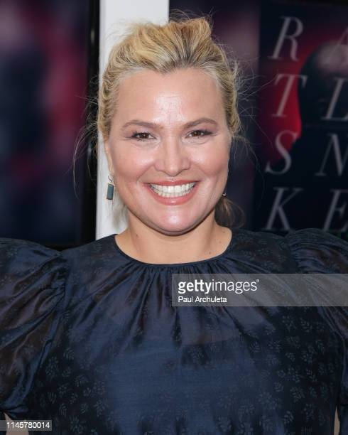 Actress Kathleen McClellan attends the Los Angeles Special Screening Of Rattlesnakes at Downtown Independent on April 28 2019 in Los Angeles...