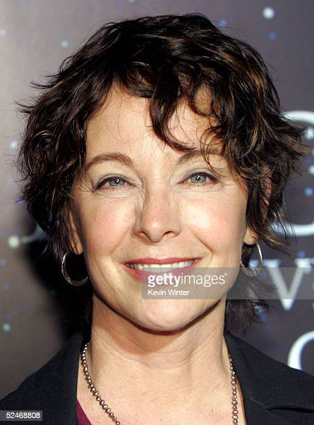Actress Kathleen Quinlan arrives at Universal Home Studio's 35 Anniversary salute and DVD release of Apollo 13 at the California Science Center's...