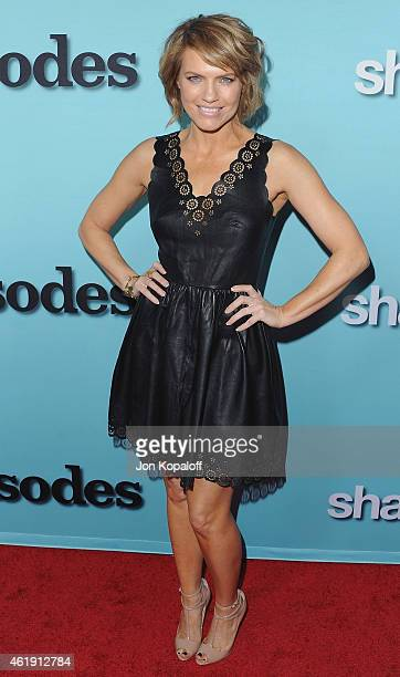 Actress Kathleen Rose Perkins arrives at Showtime Celebrates AllNew Seasons Of 'Shameless' 'House Of Lies' And 'Episodes' at Cecconi's Restaurant on...