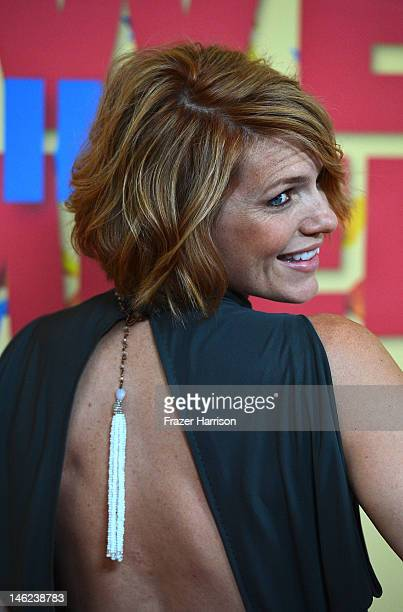 Actress Kathleen Rose Perkins arrives at the 2012 Women In Film Crystal Lucy Awards at The Beverly Hilton Hotel on June 12 2012 in Beverly Hills...