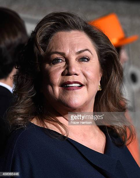 Actress Kathleen Turner arrives at the premiere of Universal Pictures and Red Granite Pictures' Dumb And Dumber To on November 3 2014 in Westwood...
