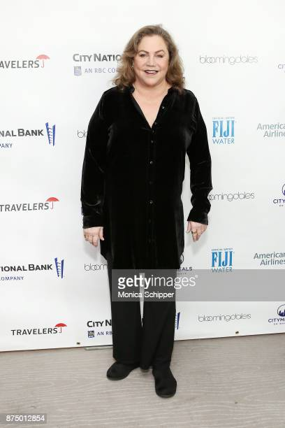 Actress Kathleen Turner attends the 31st Annual Citymeals On Wheels Power Lunch For Women at The Rainbow Room on November 16 2017 in New York City