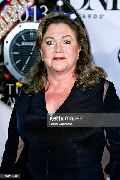 Actress Kathleen Turner attends The 67th Annual Tony Awards at Radio City Music Hall on June 9, 2013 in New York City.