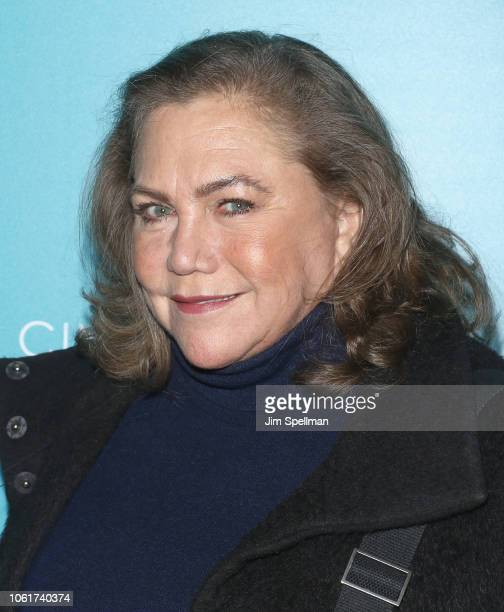 """Actress Kathleen Turner attends the screening for """"Green Book"""" hosted by Universal Pictures and The Cinema Society at The Roxy Hotel Cinema on..."""