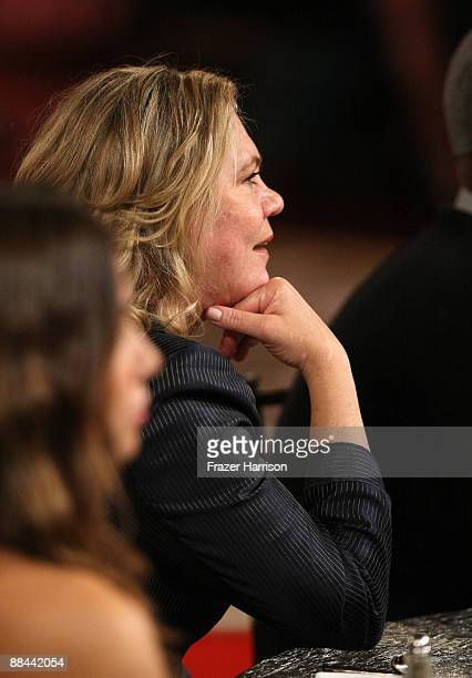 Actress Kathleen Turner during the AFI Lifetime Achievement Award A Tribute to Michael Douglas held at Sony Pictures Studios on June 11 2009 in...