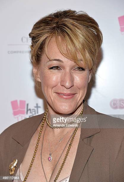 Actress Kathleen Wilhoite arrives at the What A Pair Benefit Concert to support breast cancer research and education programs at the CedarsSinai...