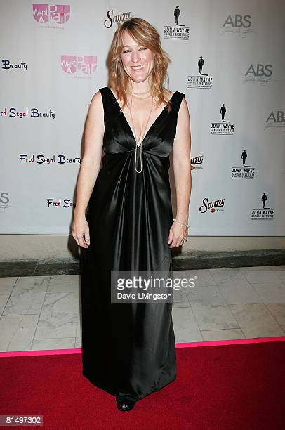 Actress Kathleen Wilhoite attends the 6th annual 'What a Pair' concert at the Orpheum Theatre on June 8 2008 in Los Angeles California