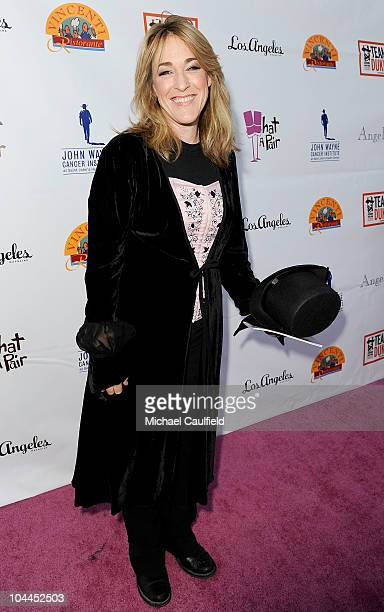 Actress Kathleen Wilhoite attends the 8th annual What A Pair to benefit the John Wayne Cancer Institute at The Broad Stage on September 25 2010 in...