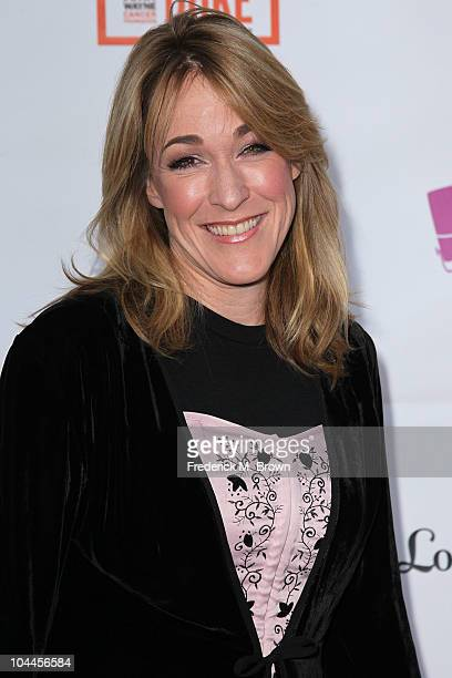 Actress Kathleen Wilhoite attends the Eighth annual What A Pair celebrity concert to benefit the John Wayne Cancer Institute at The Broad Stage on...