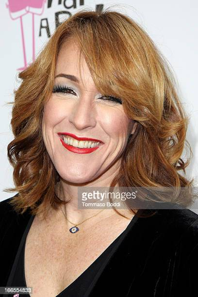 Actress Kathleen Wilhoite attends the What A Pair benefit concert held at The Broad Stage on April 13 2013 in Santa Monica California