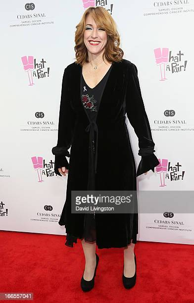 Actress Kathleen Wilhoite attends the What A Pair benefit concert at The Broad Stage on April 13 2013 in Santa Monica California