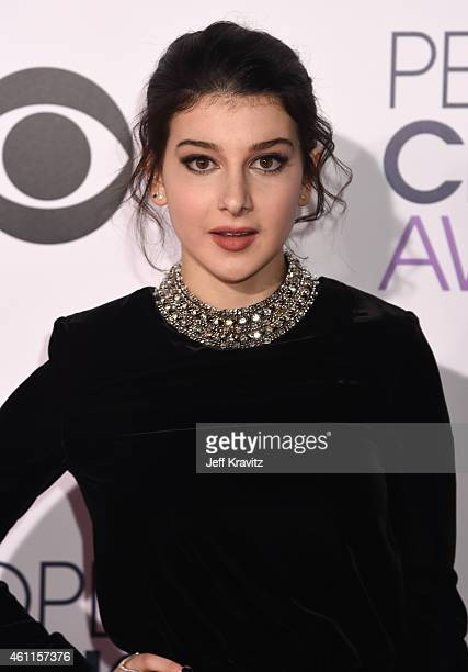 Actress Kathrine Herzer attends The 41st Annual People's Choice Awards at Nokia Theatre LA Live on January 7 2015 in Los Angeles California