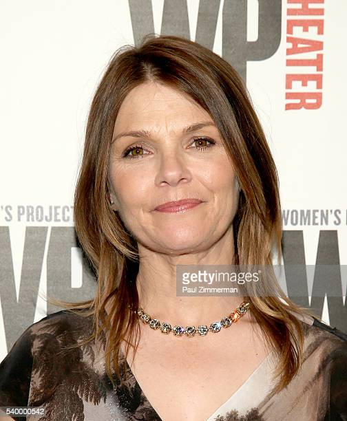 Actress Kathryn Erbe attends the 2016 Women of Achievement awards gala at Edison Ballroom on June 13 2016 in New York City